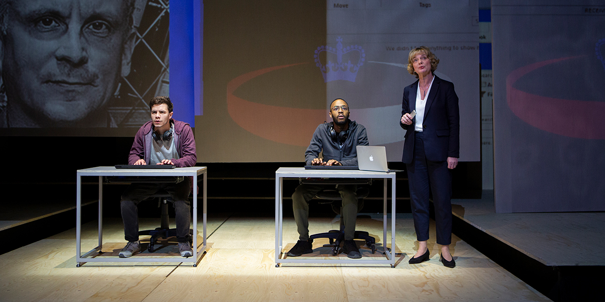 REVIEW: The Haystack, Hampstead Theatre