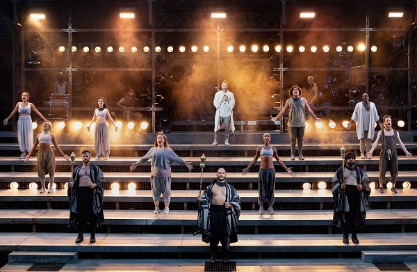 REVIEW: Jesus Christ Superstar – The Concert,  Open Air Theatre, Regent's Park (2020)