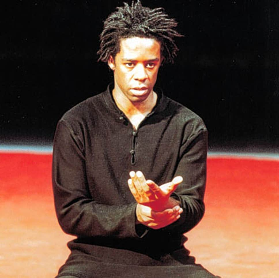 REVIEW: The Tragedy of Hamlet with Adrian Lester, Young Vic (2001)
