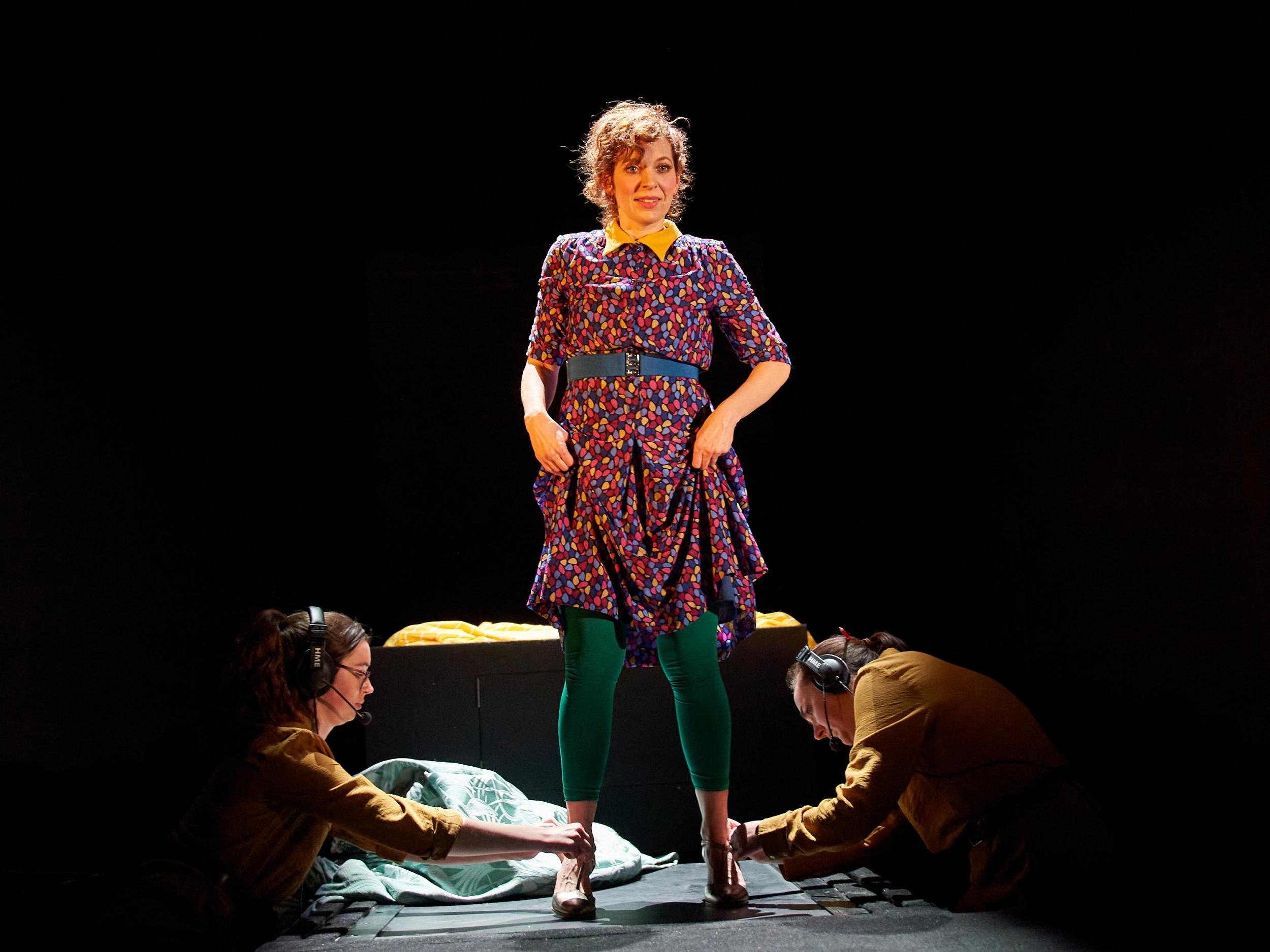 REVIEW: Shoe Lady, Royal Court