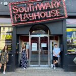 The cast of The Last Five Years - Photo: Southwark Playhouse