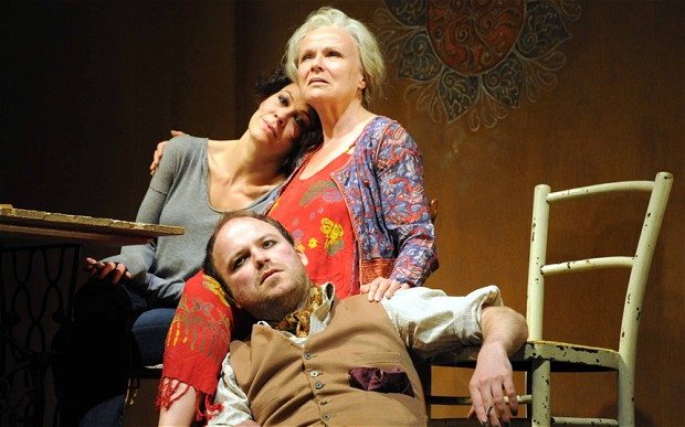 REVIEW: The Last of the Haussmans, Lyttelton Theatre (2012)