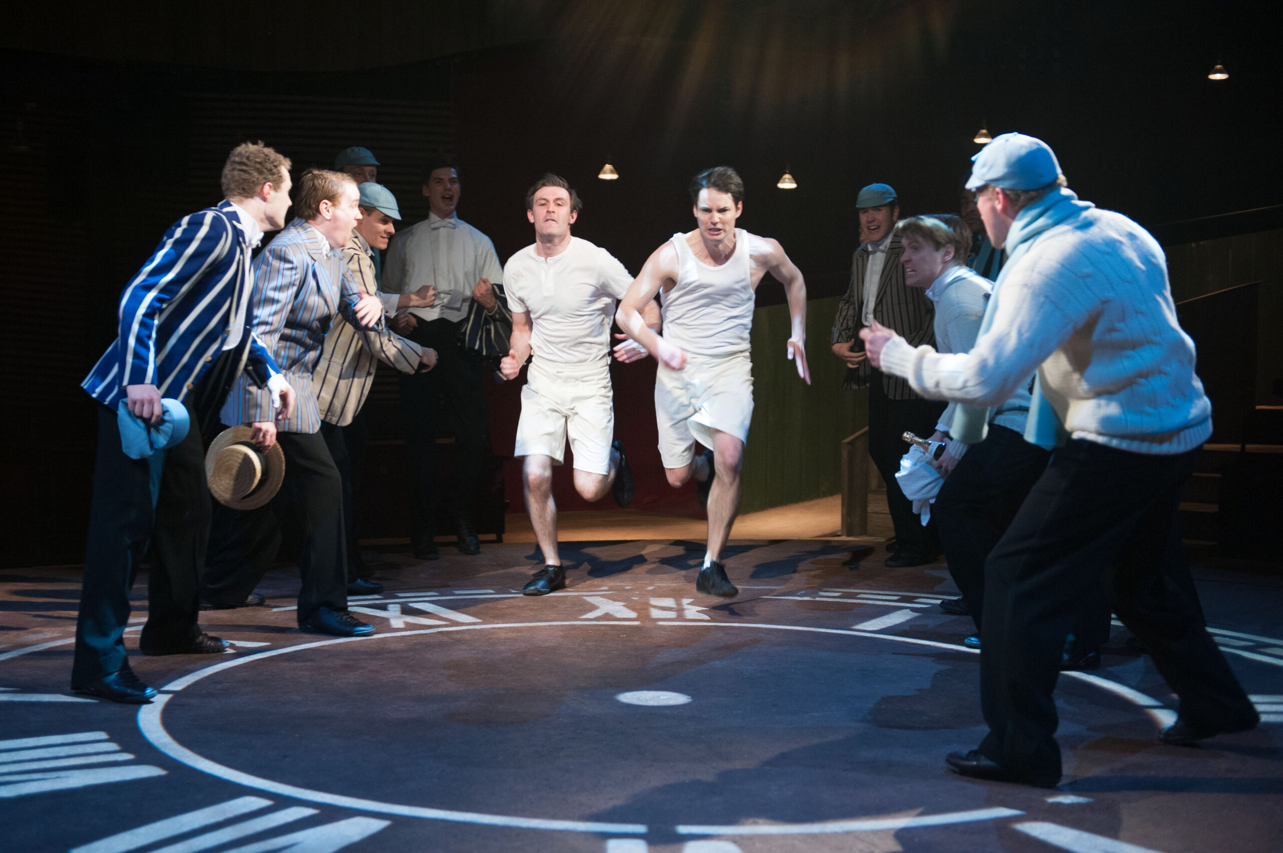 REVIEW: Chariots of Fire, Hampstead Theatre (2012)