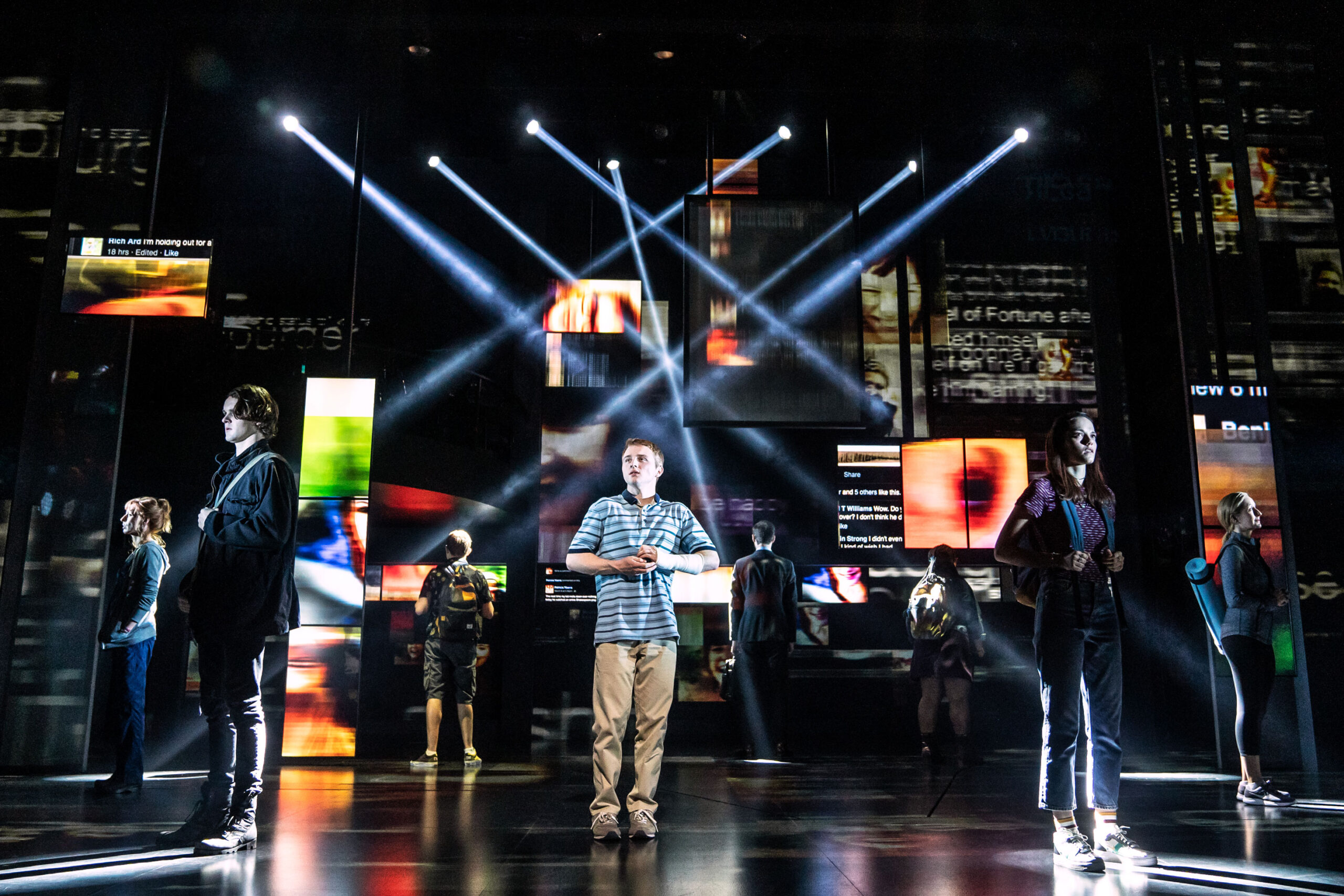 REVIEW: Dear Evan Hansen, Noel Coward Theatre