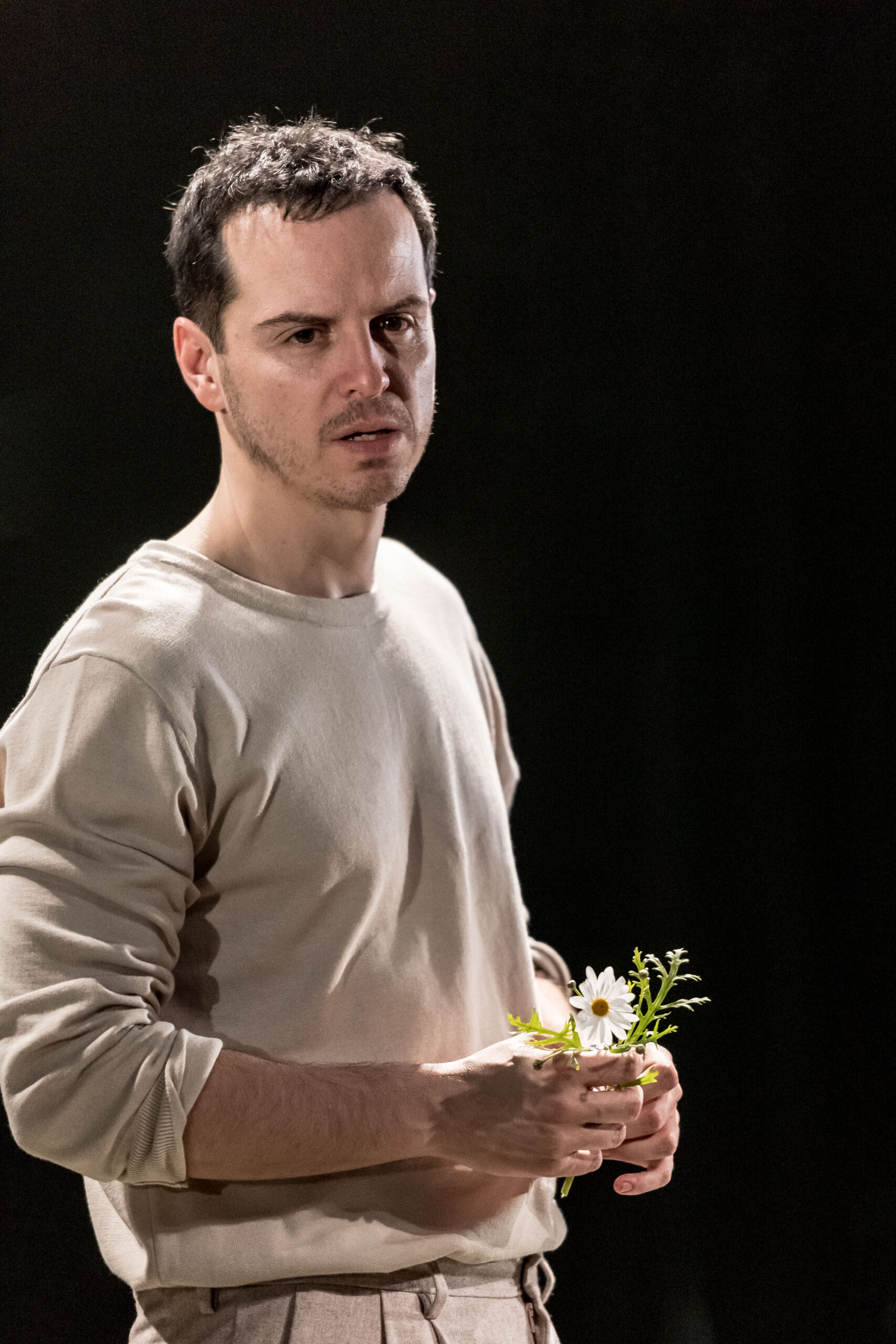 Andrew Scott as Hamlet - Photo: Manuel Harlan
