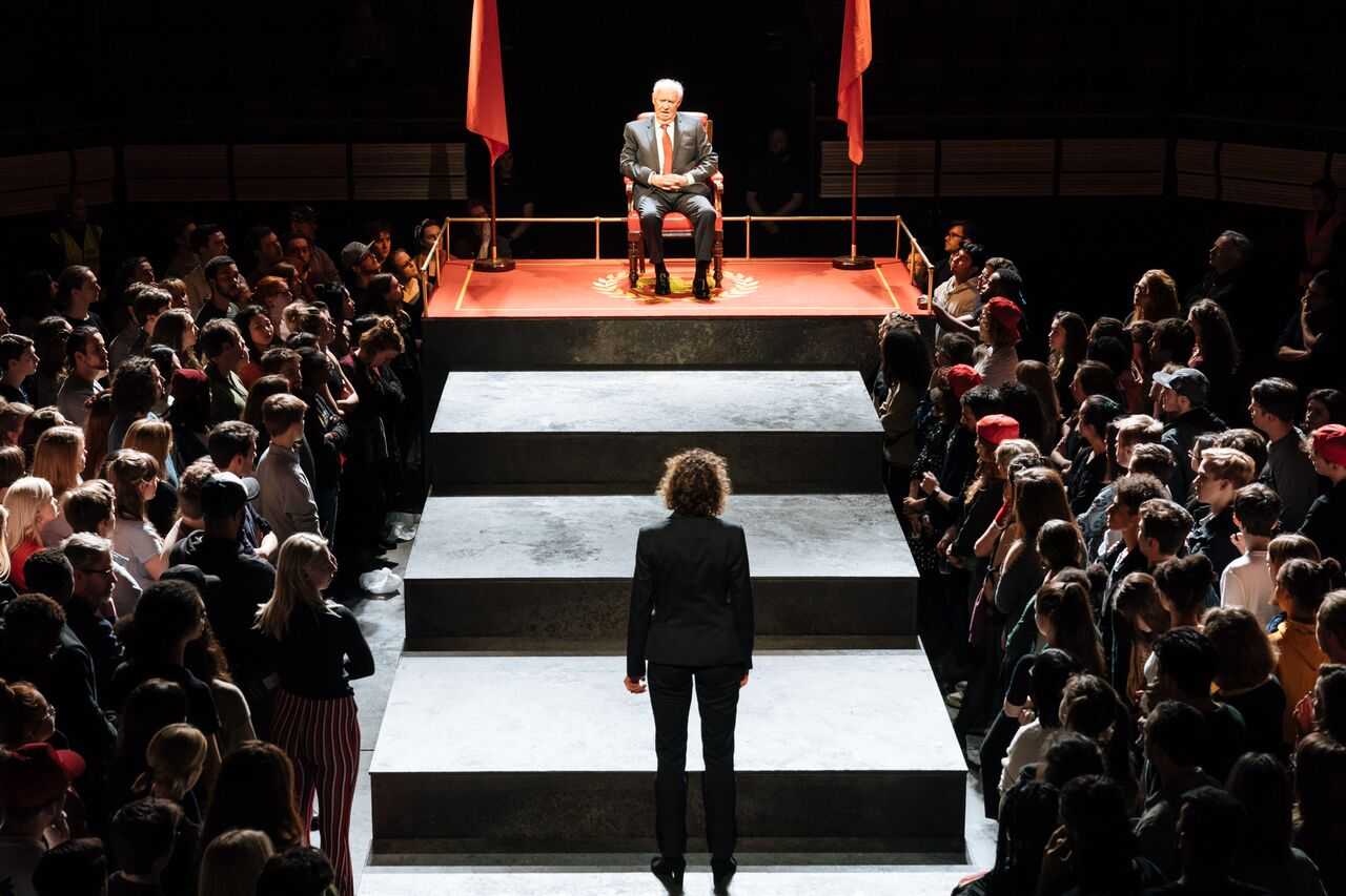 REVIEW: Julius Caesar, Bridge Theatre (2018)