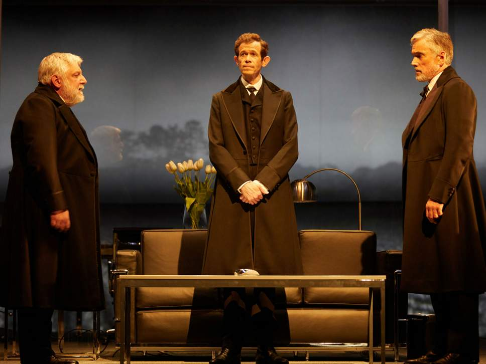 REVIEW: The Lehman Trilogy, Lyttelton Theatre (2018)