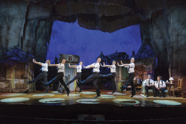 REVIEW: The Book of Mormon, Prince of Wales Theatre (2013)