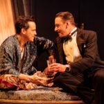 Andrew Scott as Garry Essendine and Enzo Cilenti as Joe Lyppiatt