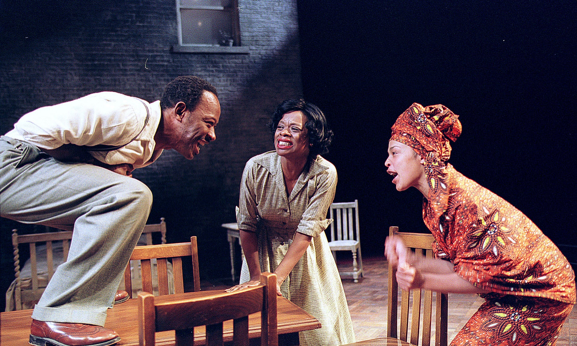 REVIEW: A Raisin in the Sun, Young Vic (2001)