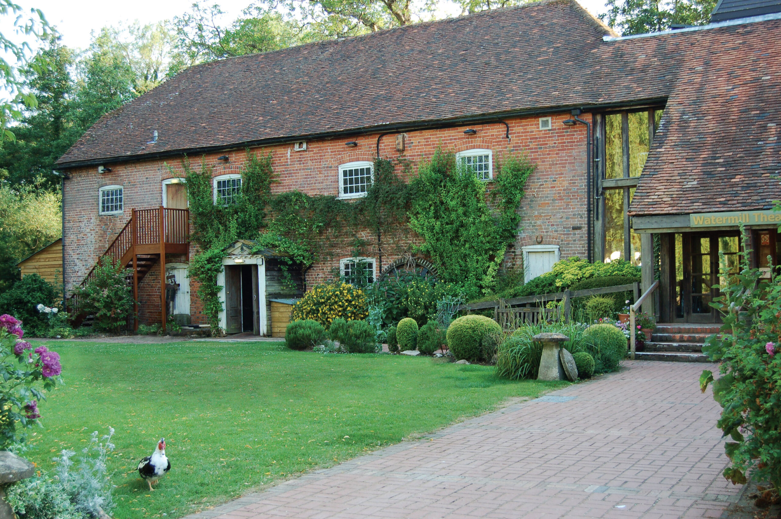 NEWS: The Watermill Theatre launches Full House Appeal after failing to get Funding