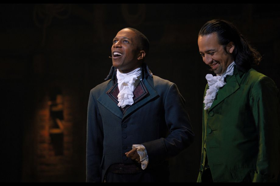 REVIEW: Hamilton the movie, Disney + (2020)