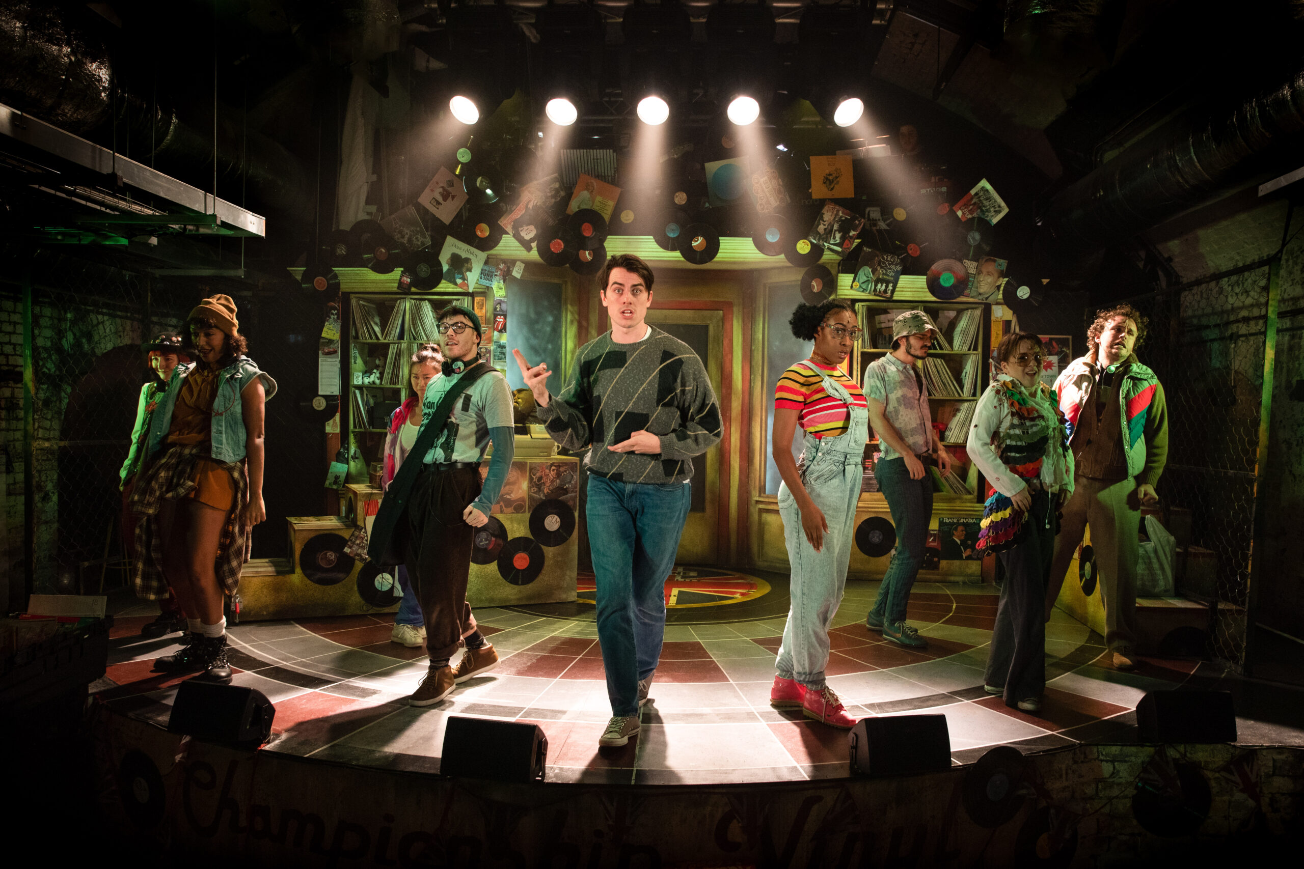 REVIEW: High Fidelity, The Turbine Theatre (2019)