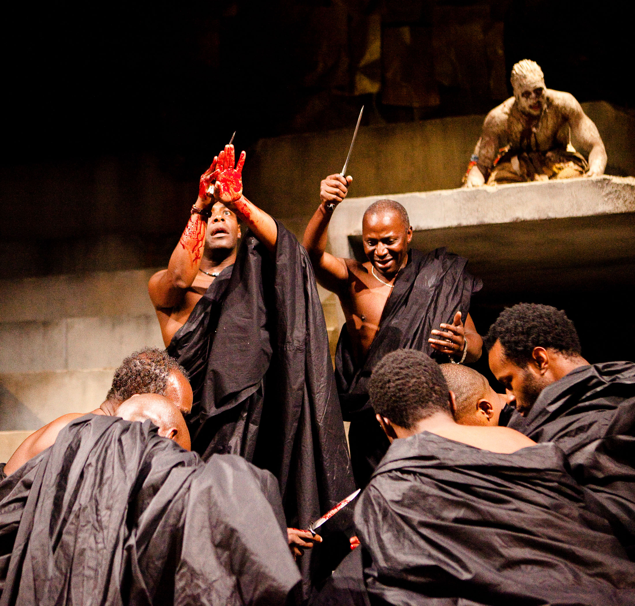 REVIEW: Julius Caesar, Noel Coward Theatre (2012)