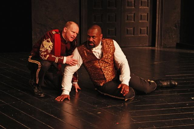 REVIEW: Othello, Rose Theatre, Kingston (2009)