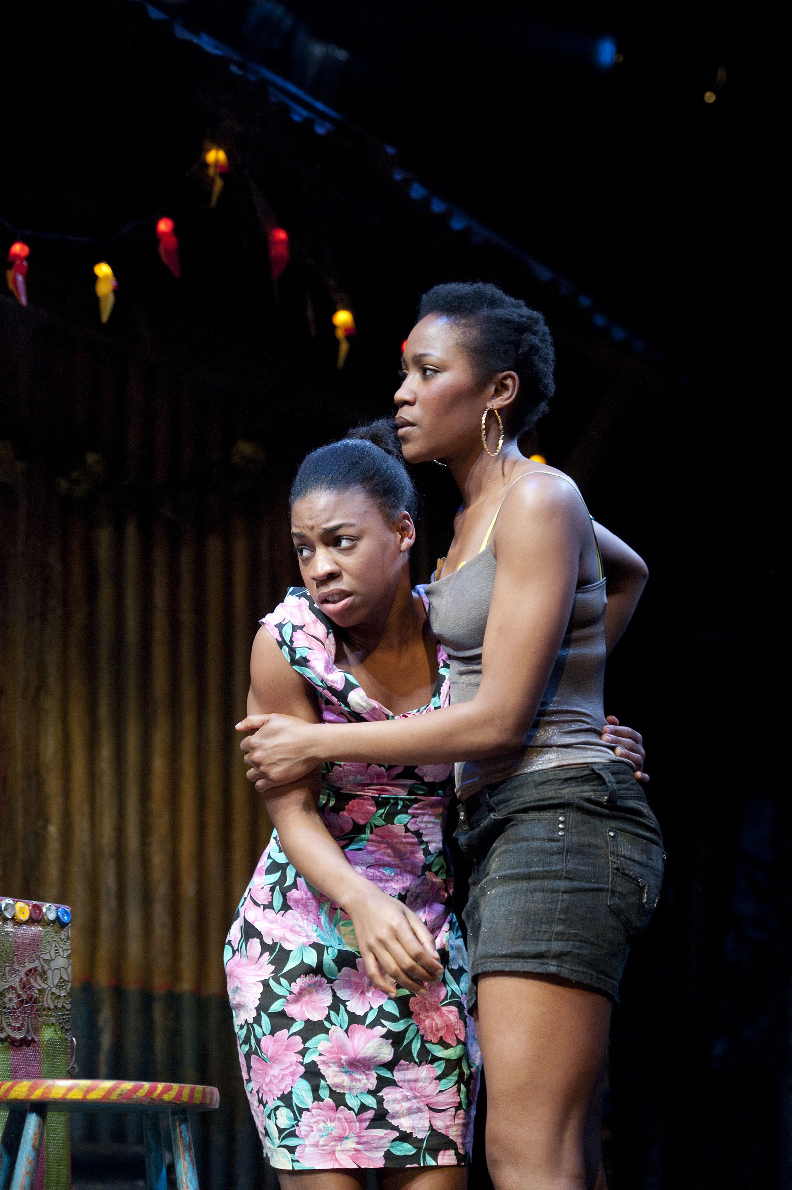 Read more about the article REVIEW: Ruined, Almeida Theatre (2010)