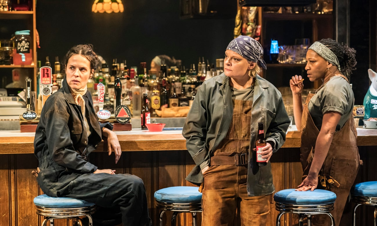 Read more about the article REVIEW: Sweat, Donmar Warehouse (2018)