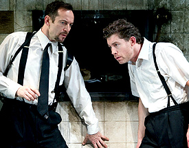 REVIEW: The Dumb Waiter, Trafalgar Studios One (2007)