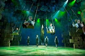 REVIEW: Matilda the Musical, Cambridge Theatre (2011)