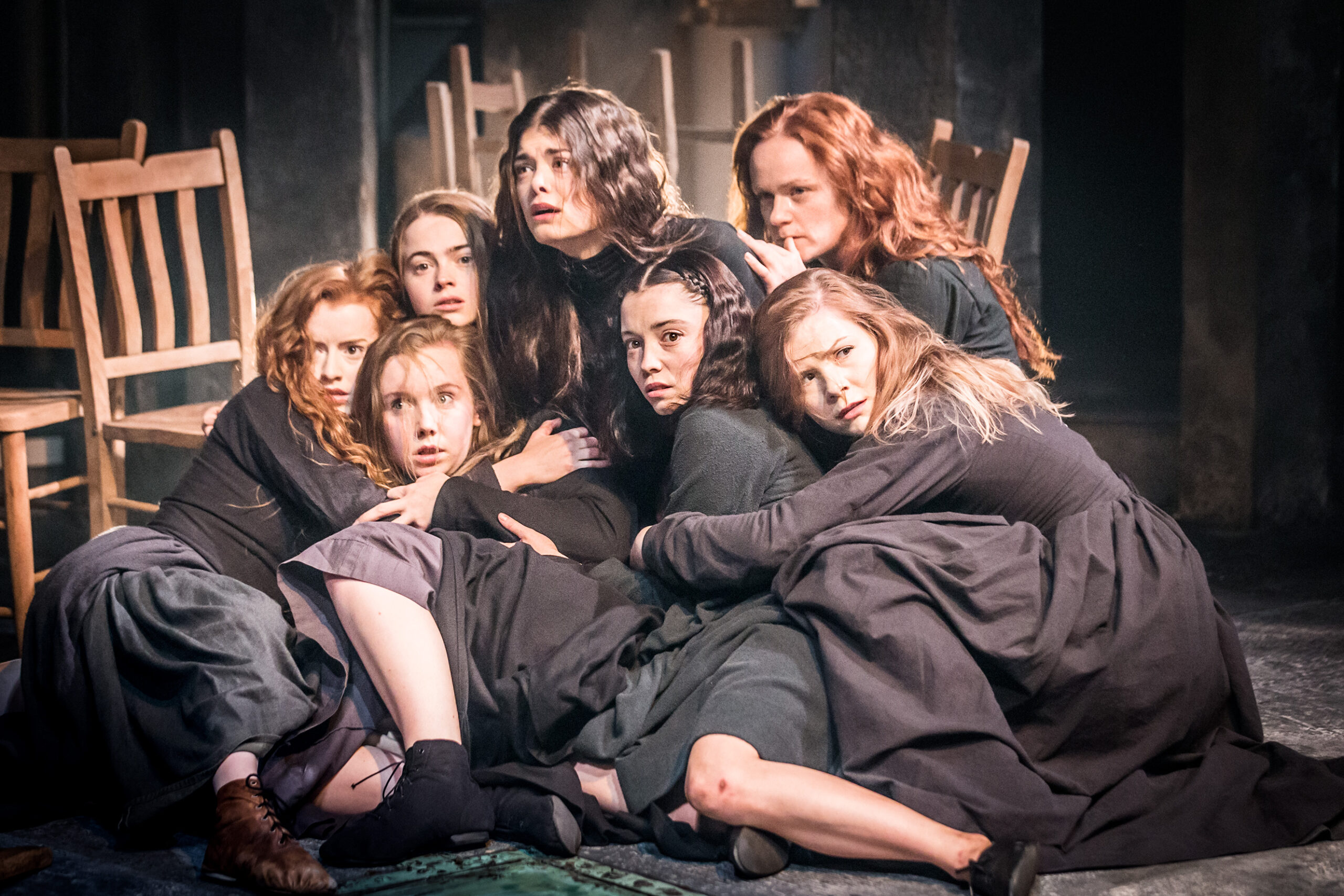 Review: The Crucible, Old Vic (2014)