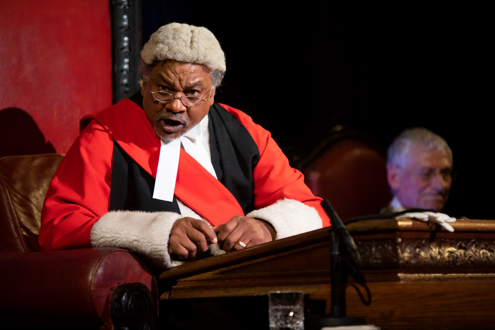 REVIEW: Witness for the Prosecution at County Hall continues from 18th May 2021
