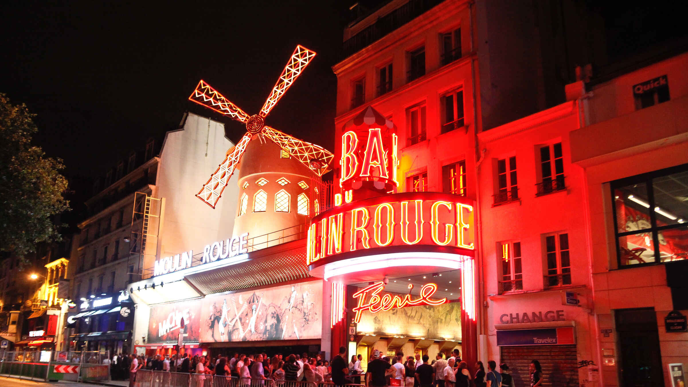 Read more about the article NEWS: Moulin Rouge the Musical, Piccadilly Theatre opening November 2021
