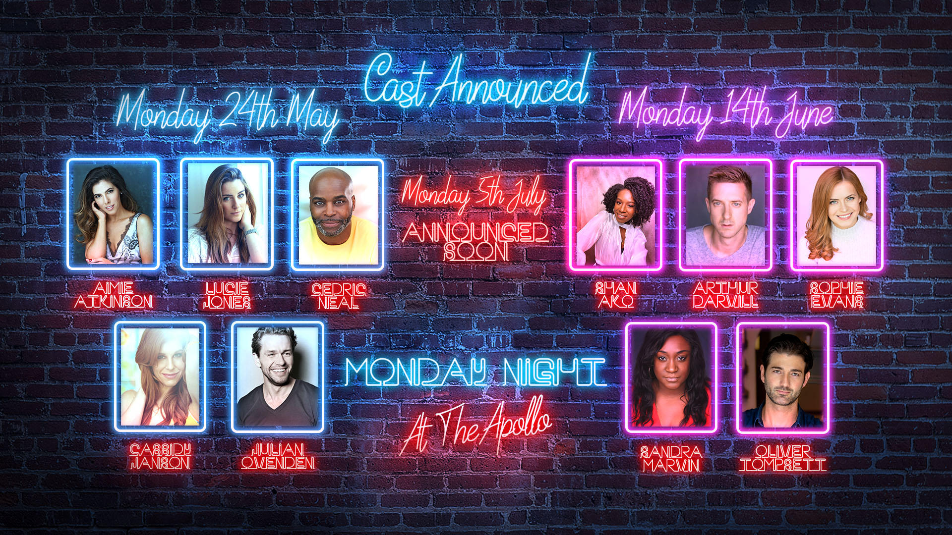 Read more about the article REVIEW: Monday Night at the Apollo (2021)