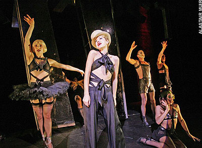 Read more about the article REVIEW: Cabaret, Lyric Theatre (2006) from our archive