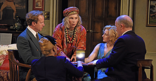 Read more about the article NEWS: Blithe Spirit with Jennifer Saunders at the Pinter 16th September 2021