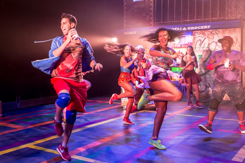 Read more about the article REVIEW: In the Heights, Kings Cross Theatre (2015) from our archive     In cinemas NOW
