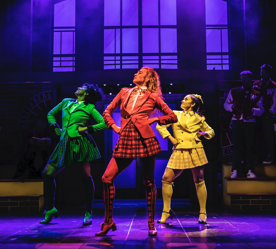 Read more about the article REVIEW: Heathers the Musical, Theatre Royal Haymarket (2021)