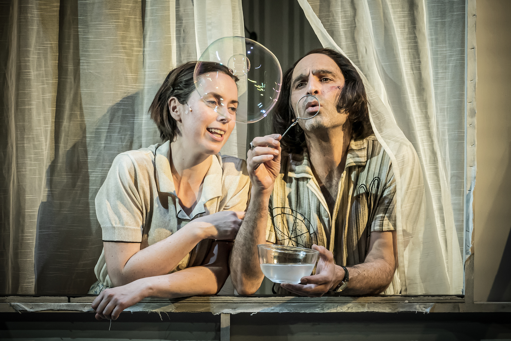 Read more about the article REVIEW: The Two Character Play, Hampstead Theatre (2021)