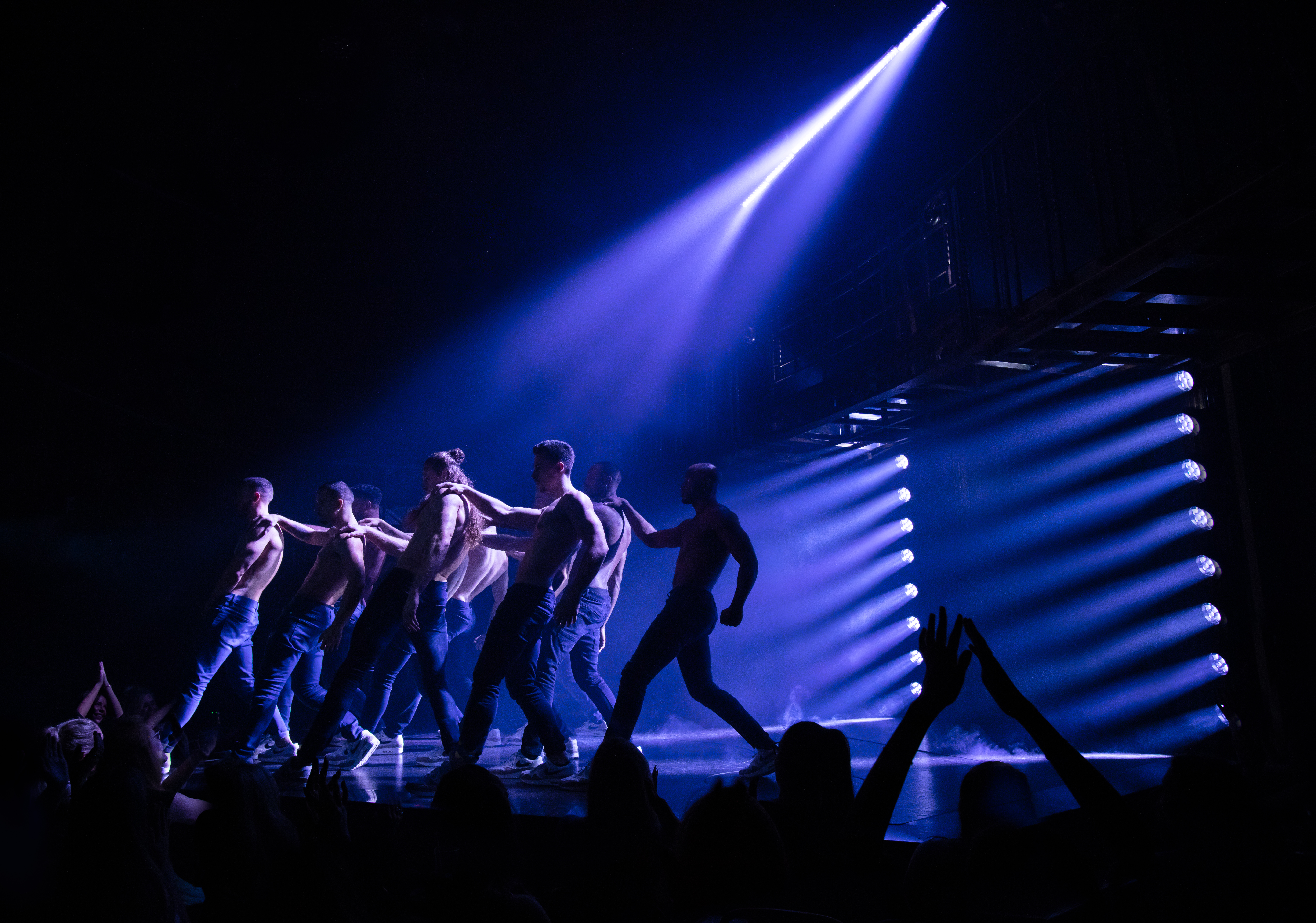 Read more about the article REVIEW: Magic Mike Live London at the Hippodrome, Leicester Square (2021)