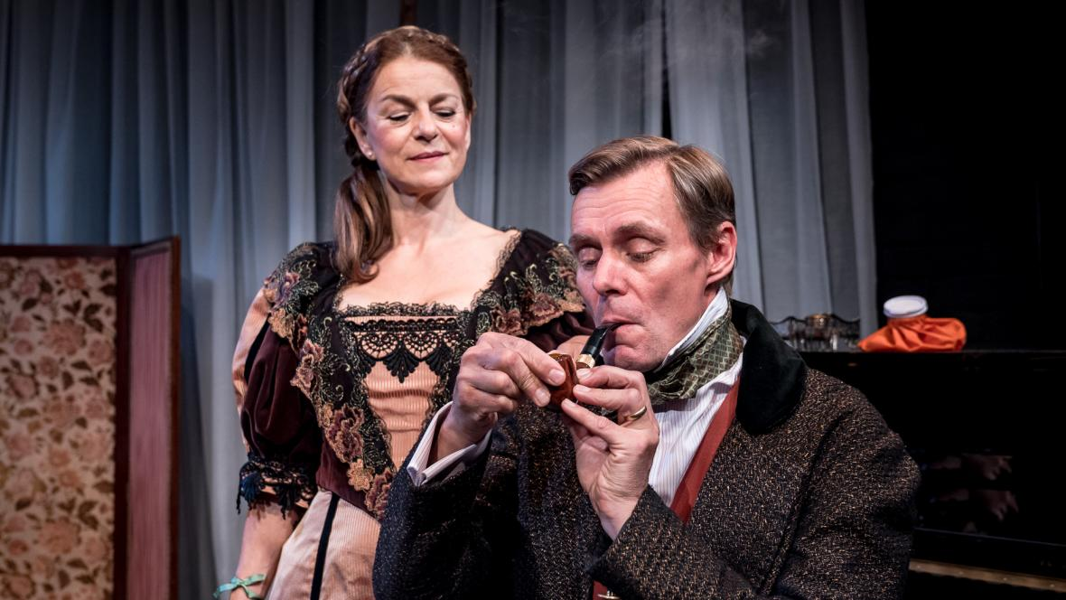 Read more about the article REVIEW: Mr and Mrs Nobody, Jermyn Street Theatre (2021)