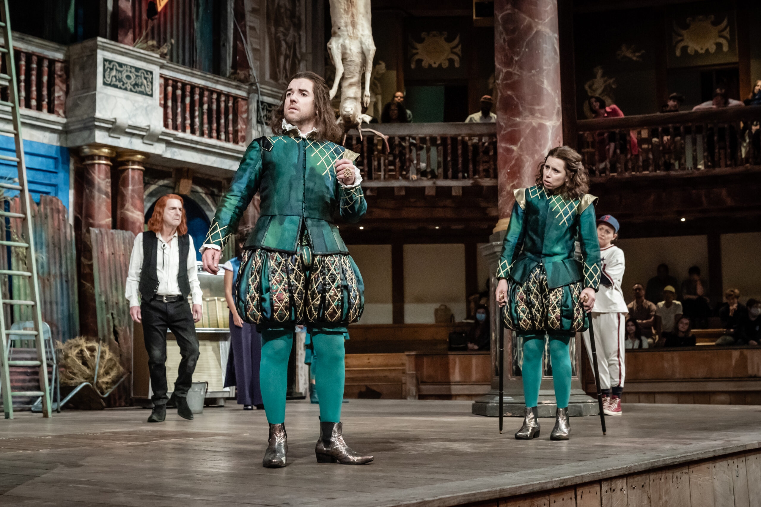Read more about the article REVIEW: Twelfth Night, Shakespeare's Globe (2021)