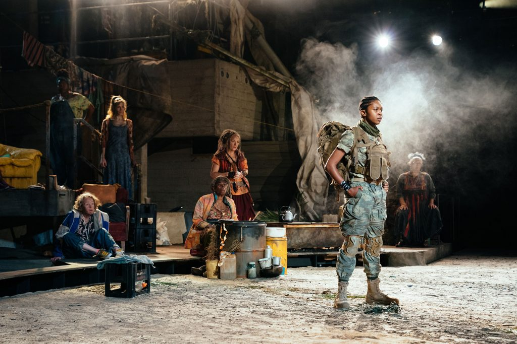 Read more about the article REVIEW: Paradise, Olivier National Theatre (2021)