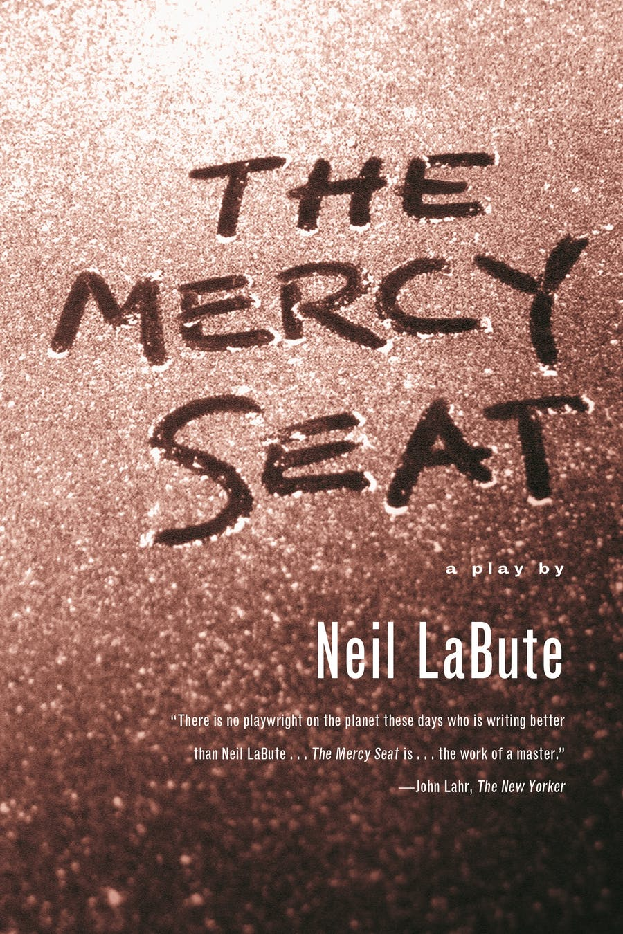 Read more about the article REVIEW: The Mercy Seat at The Almeida (2003) <br>from our archive