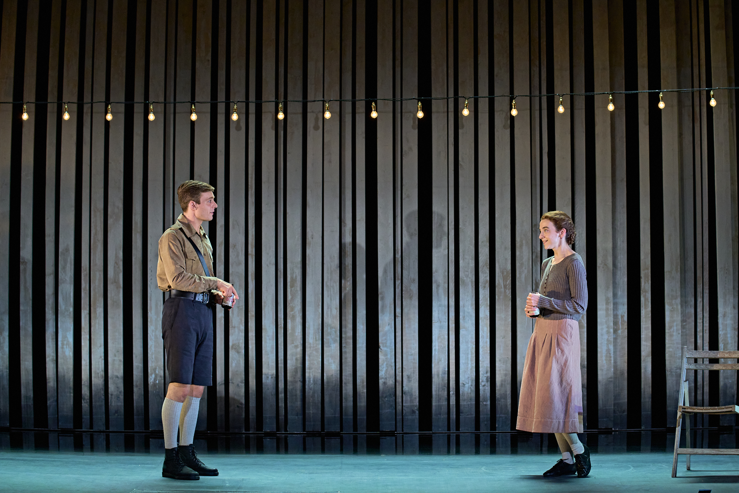 Read more about the article REVIEW: Camp Siegfried, Old Vic (2021)
