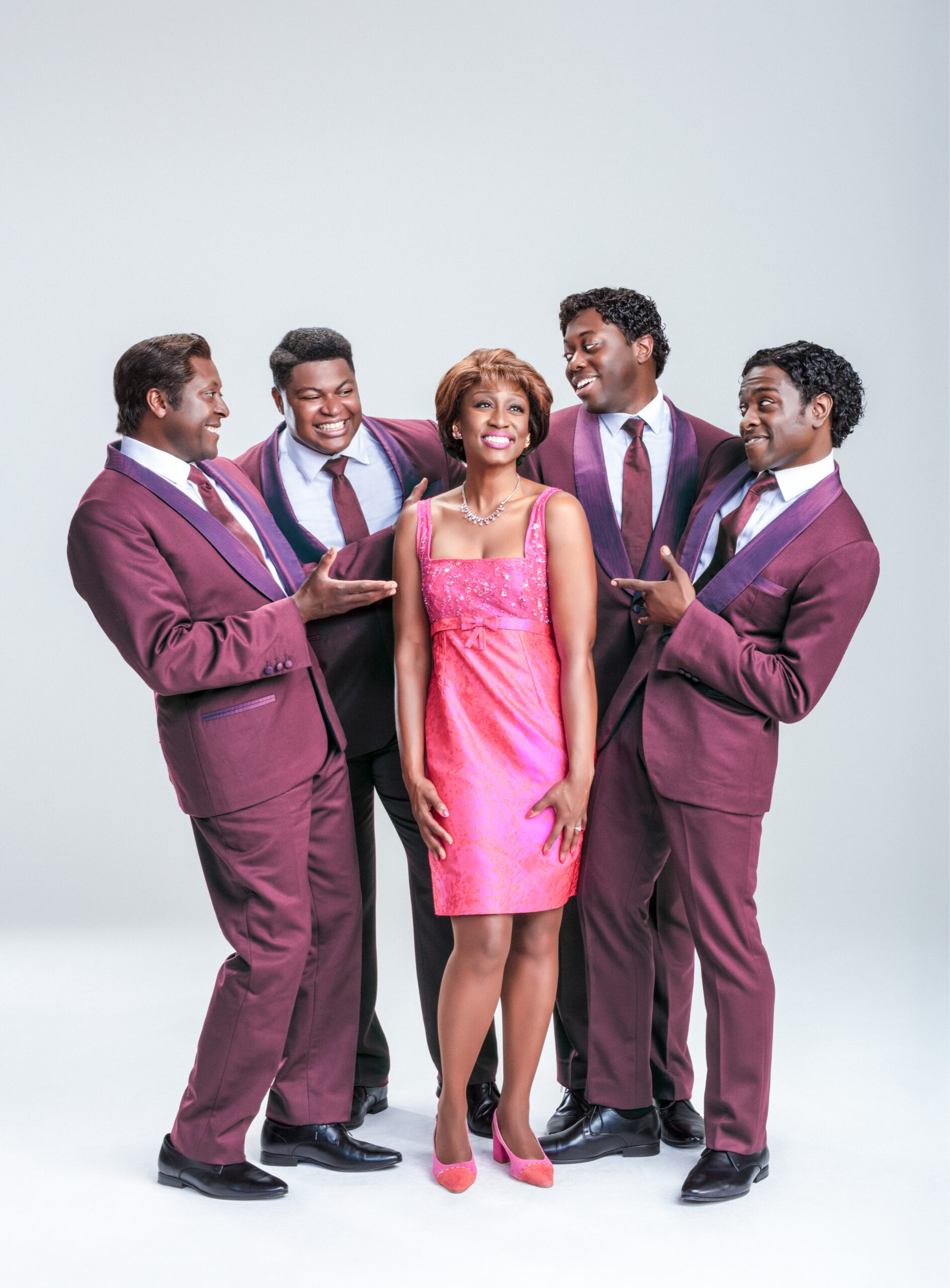 Read more about the article NEWS: The Drifters Girl, a new musical <br>opening London in November 2021 with Beverley Knight