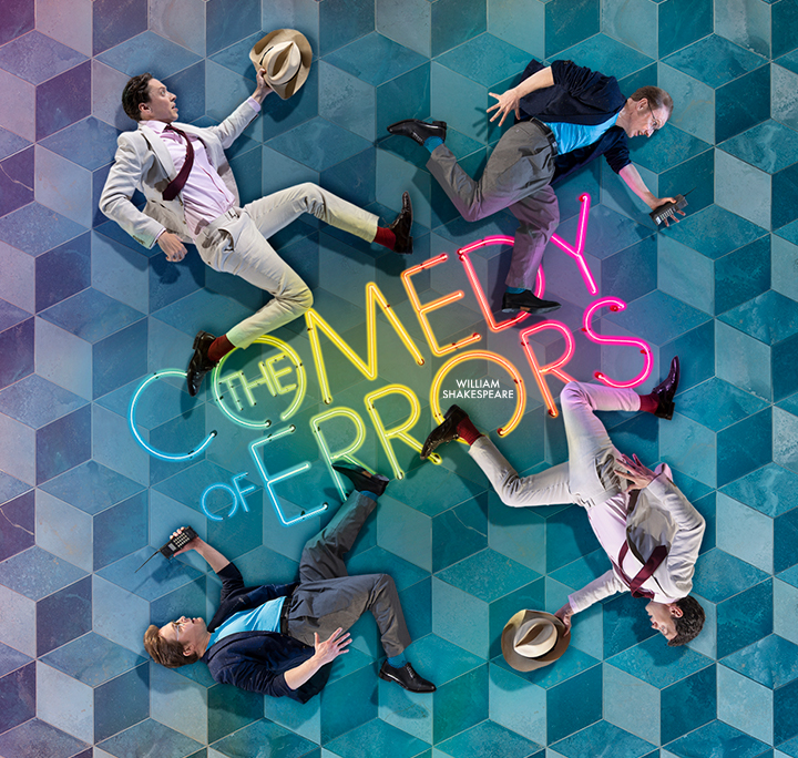 Read more about the article NEWS:  Royal Shakespeare Company brings Comedy of Errors to the Barbican 16th November 2021