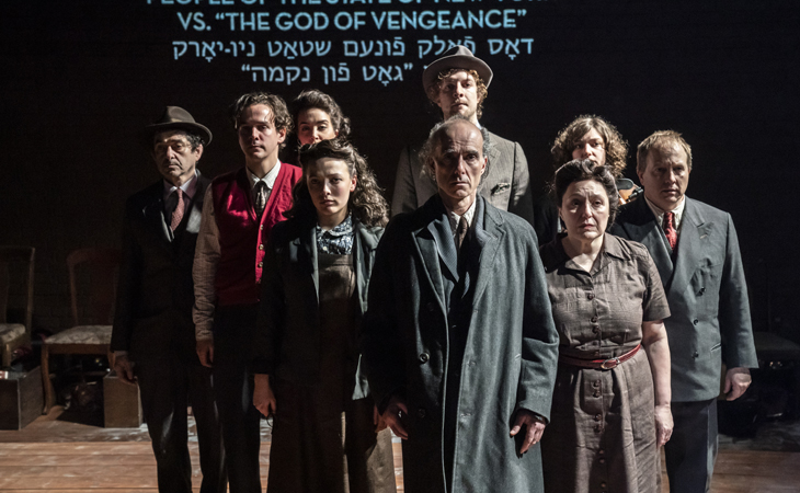 Read more about the article REVIEW: Indecent, Menier Chocolate Factory (2021)