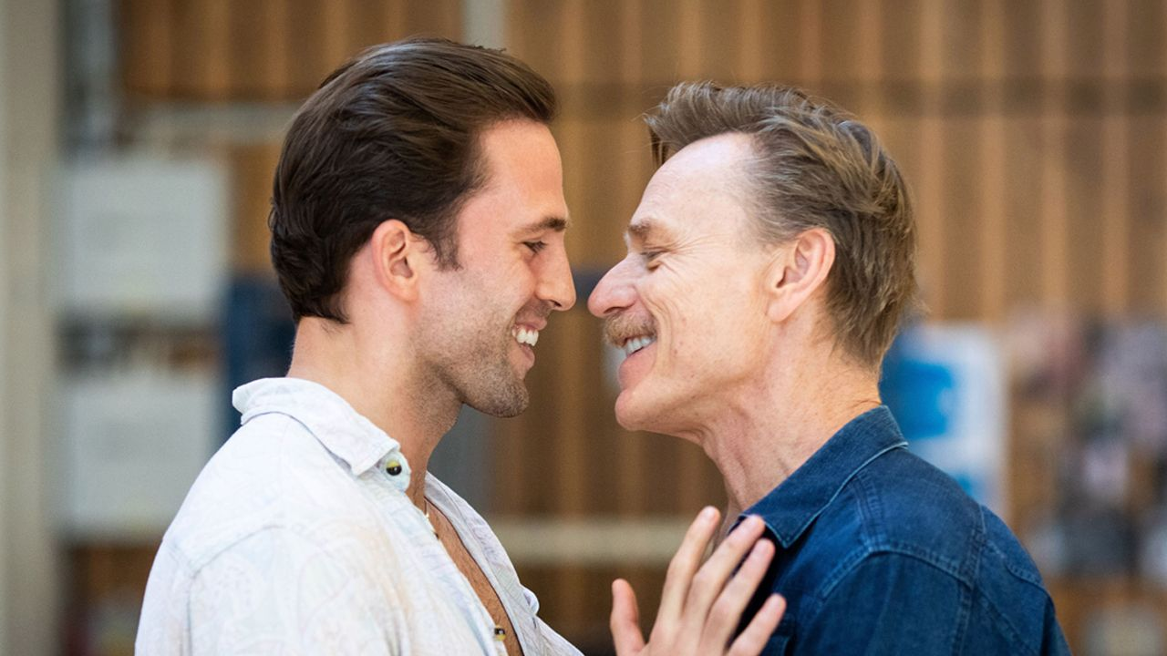 Read more about the article NEWS: The Normal Heart by Larry Kramer at the Olivier <br>Directed by Dominic Cooke <br>previewing from 23rd September 2021