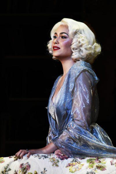 Marilyn Mantock as Elvira  (Photo: Nobby Clark)